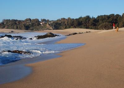Playa Grande o de las ágatas