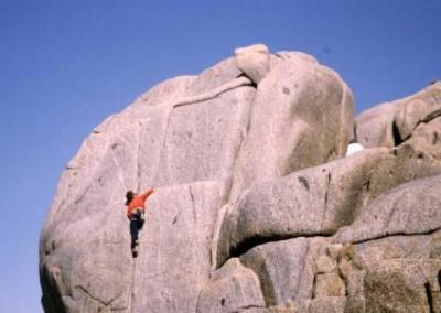 Escalamiento de rocas