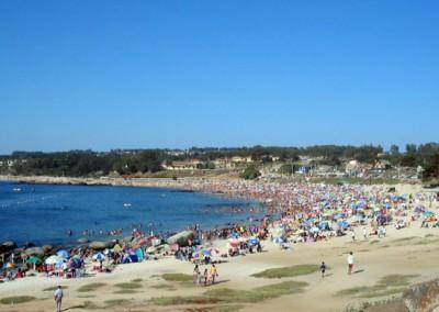 Playa de Punta de Tralca